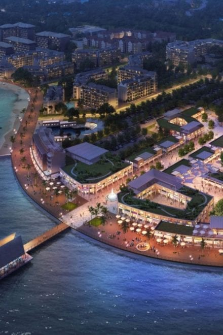 Sinarmas Land and KOP to jointly develop Nuvasa Bay