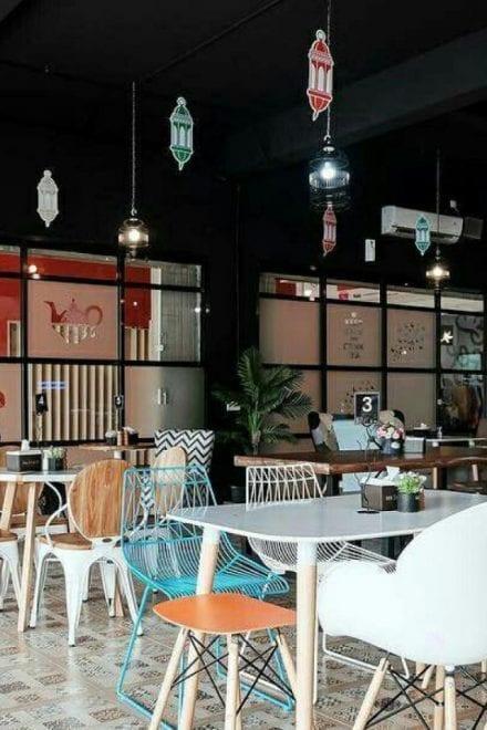 Tea Box Café